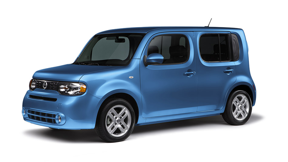 2014 nissan cube s bali blue lucky car. Black Bedroom Furniture Sets. Home Design Ideas